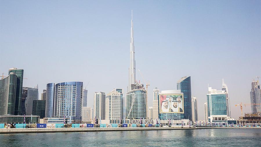 Дубай продолжает удивлять!