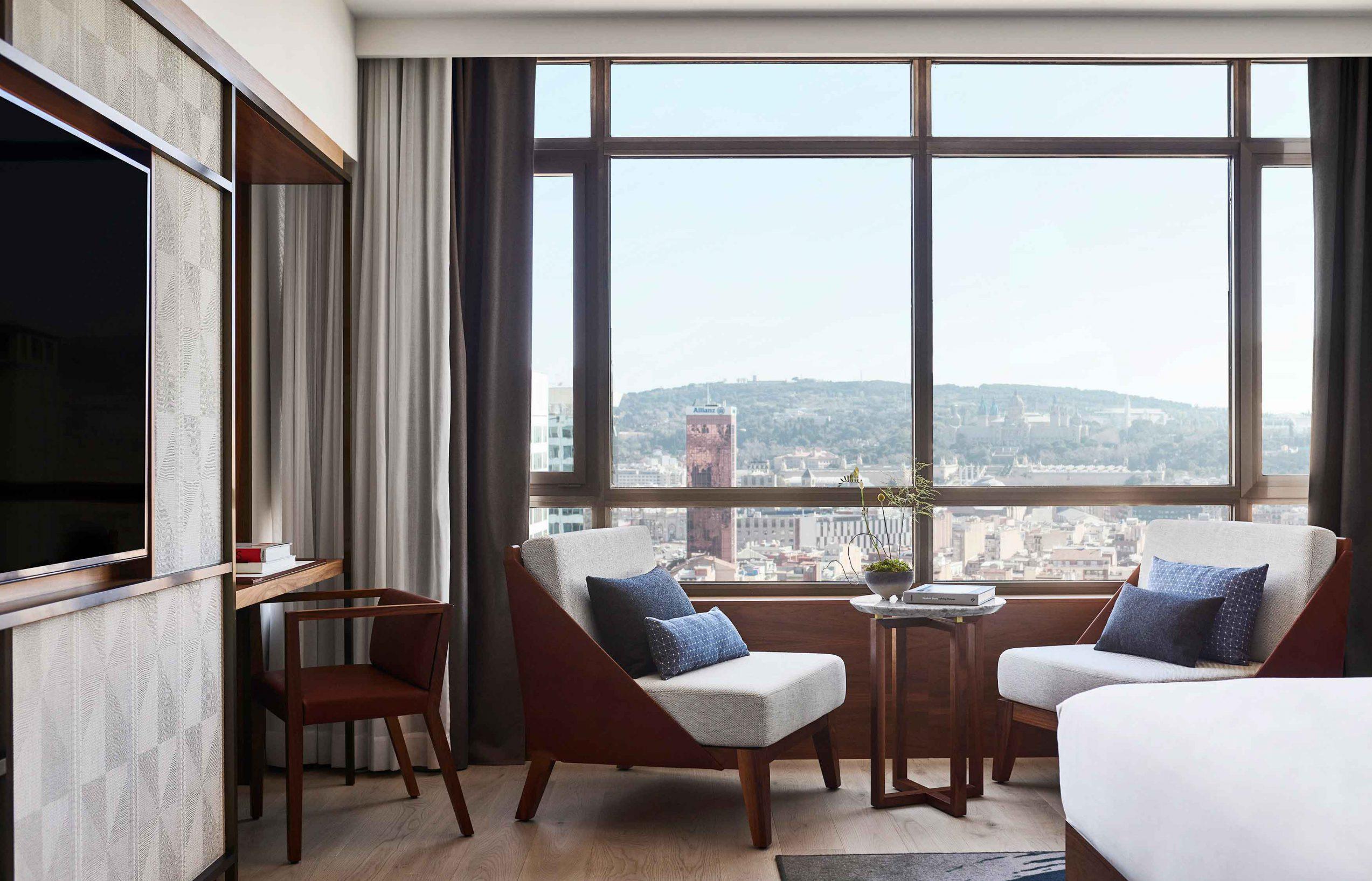Испания. Отель Nobu Barcelona 5* Luxe. Раннее бронирование