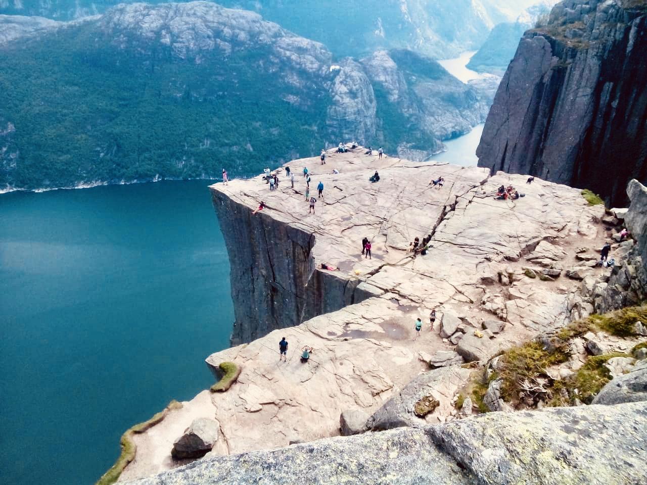 Норвегия. Когда природа завораживает!