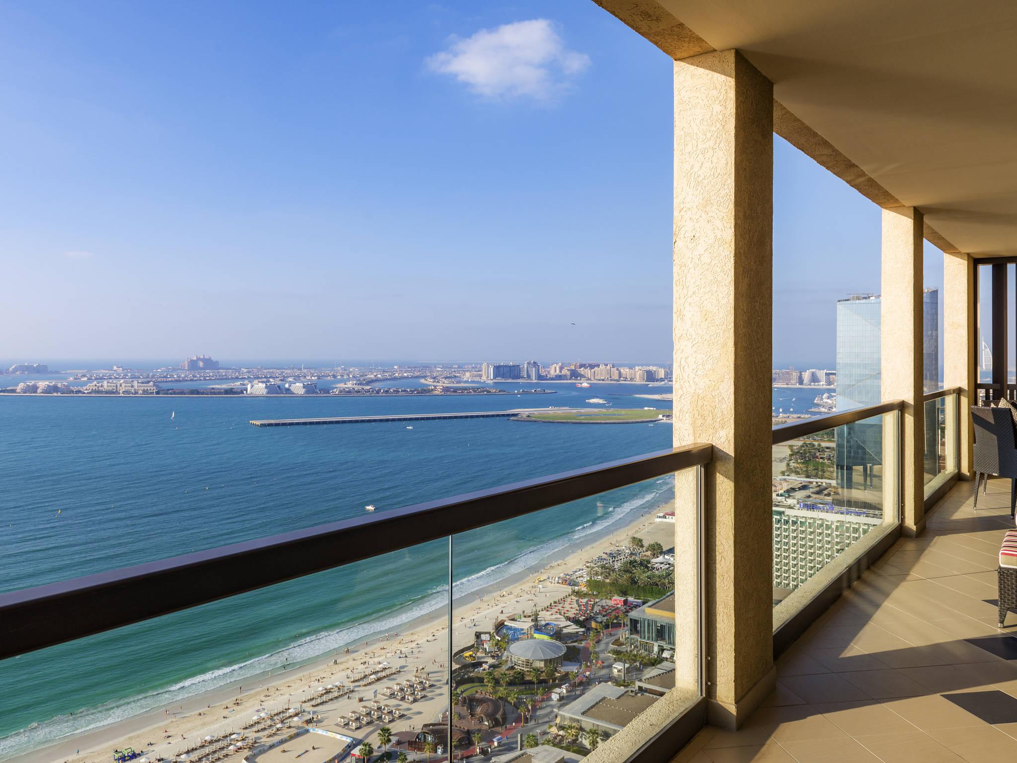 ОАЭ. Скидки до 30% в отеле Sofitel Dubai Jumeirah 5*