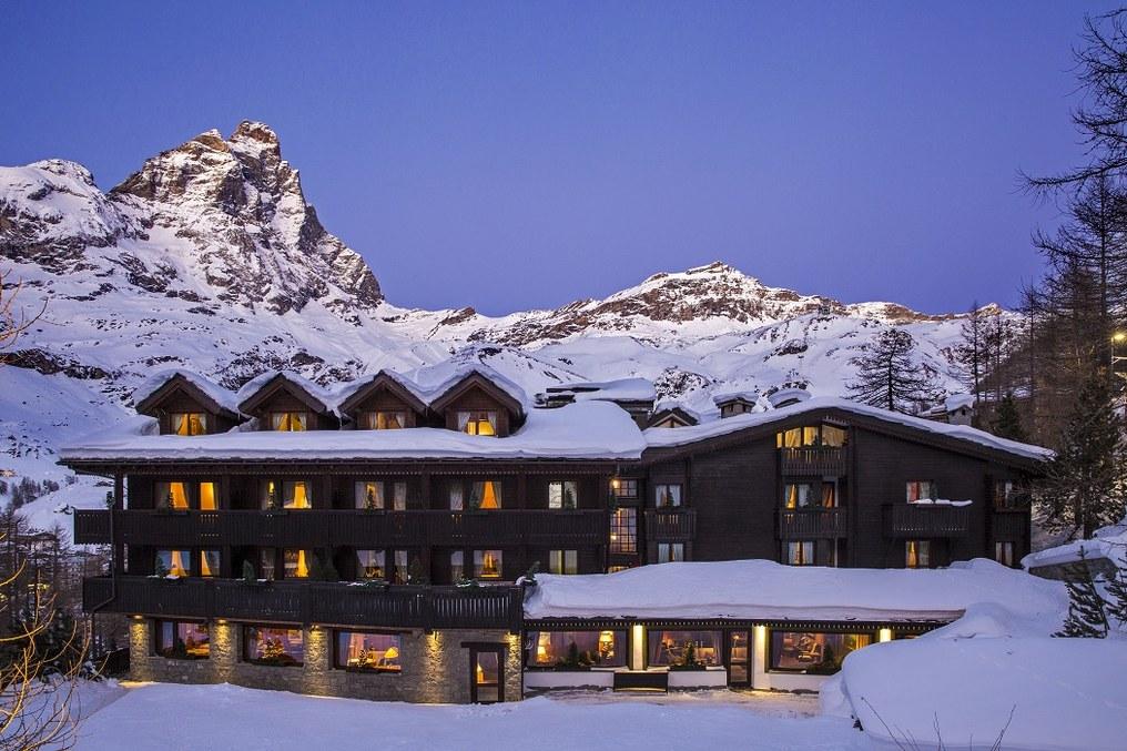 Италия. 7 ночей по цене 5 в альпийском отеле Hermitage 5*