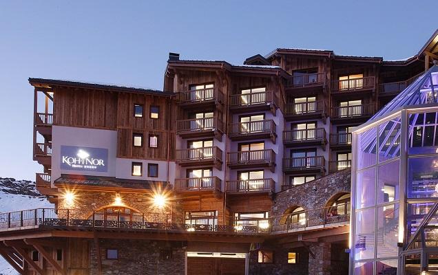 Французские Альпы. Специальные предложения от Lodge and Spa Collection