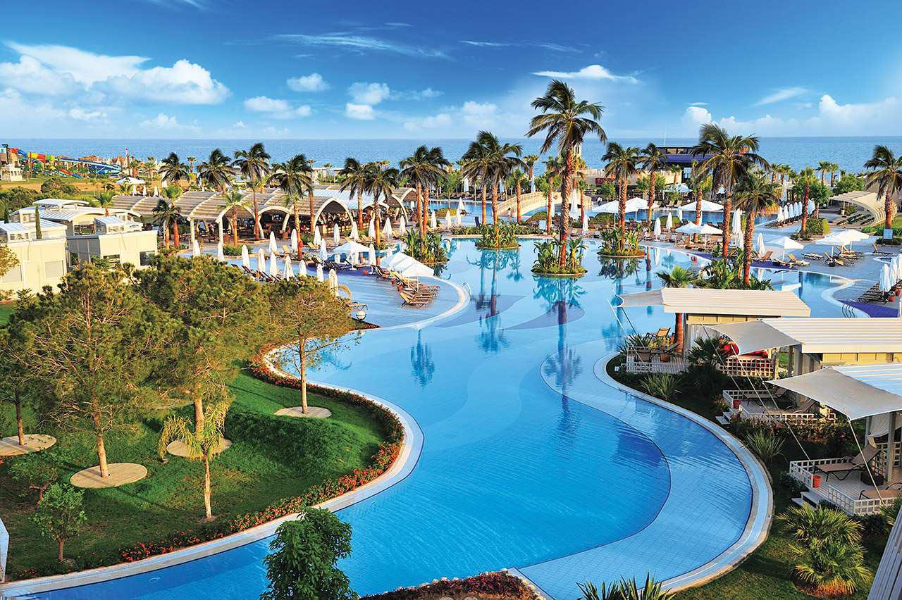 Турция. Выгода до 40% на проживание в отеле Susesi Luxury Resort 5*