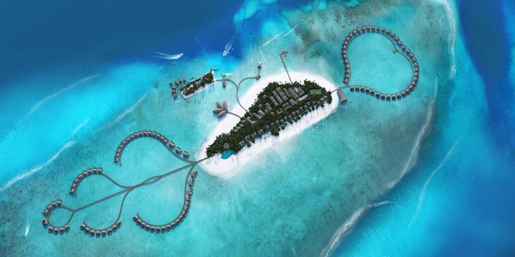 Мальдивы. Radisson Blu Resort Maldives