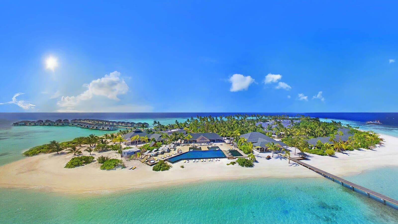 Мальдивы. Amari Havodda Maldives. Скидка 10 % + 20 % early booking + FB=ALL + Ребёнок бесплатно!