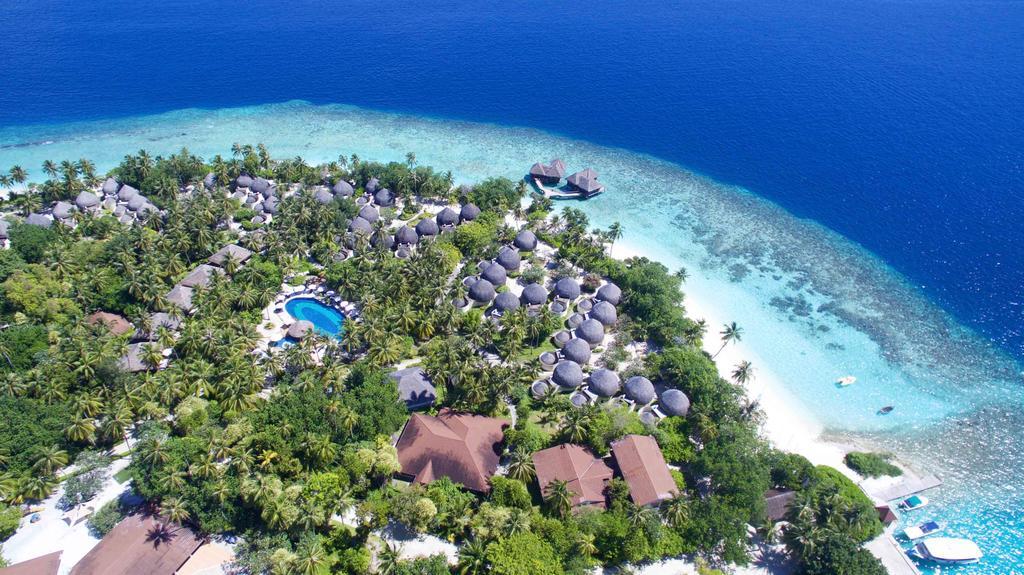 Мальдивы. Bandos Maldives 4*