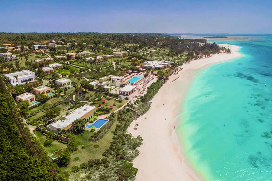 Занзибар. Hotel Riu Palace Zanzibar 5*.  Отдых в ноябре по специальным ценам!