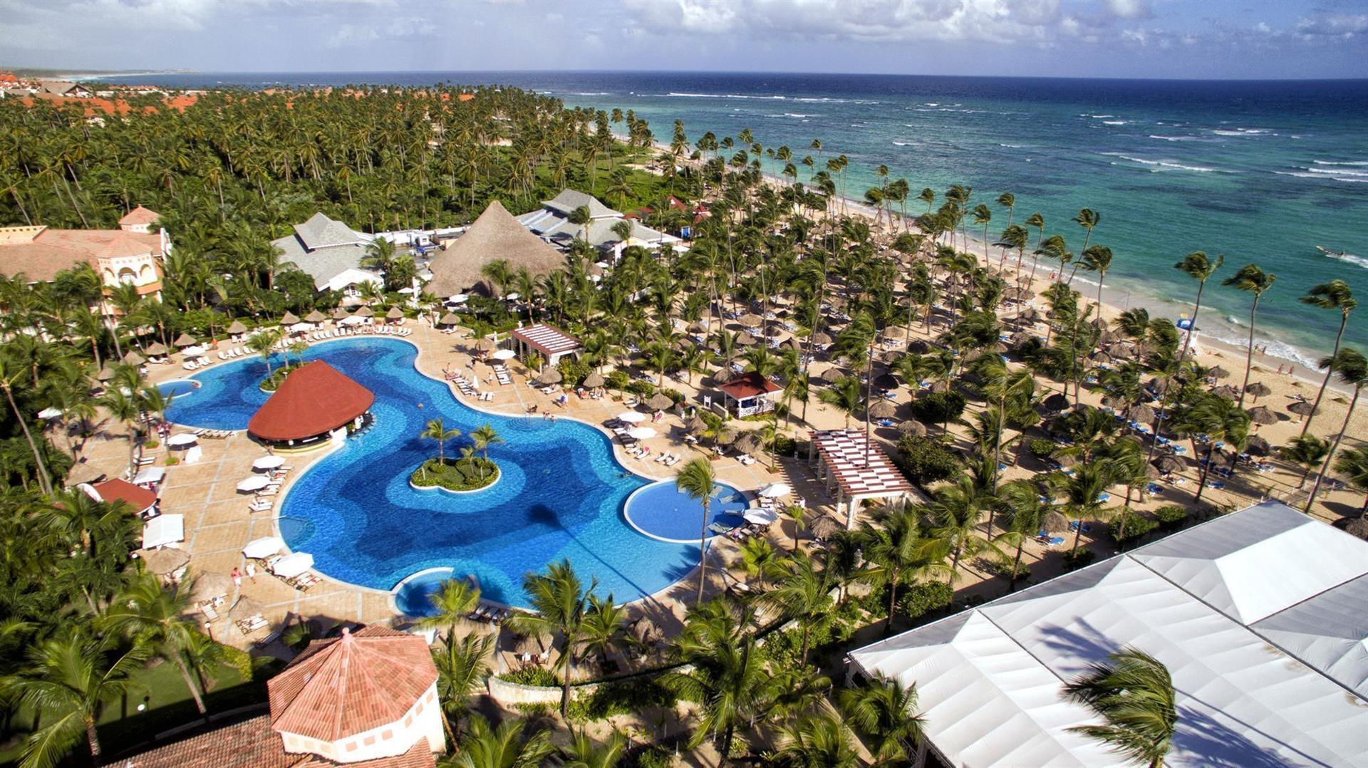 Отель для взрослых Bahia Principe Ambar 5*. Специальные цены на вылеты в ноябре