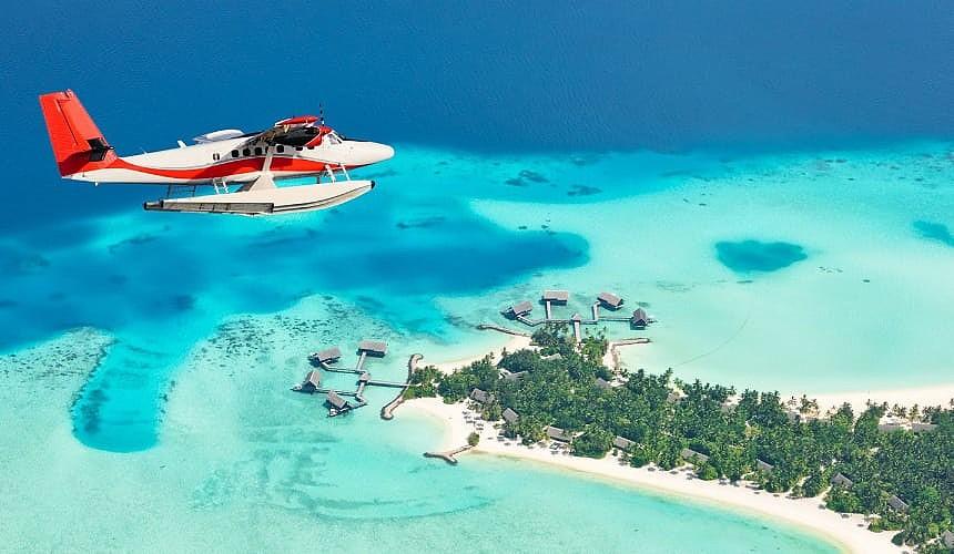 <span>Мальдивы! Здесь даже трансфер – захватывающее приключение!</span>