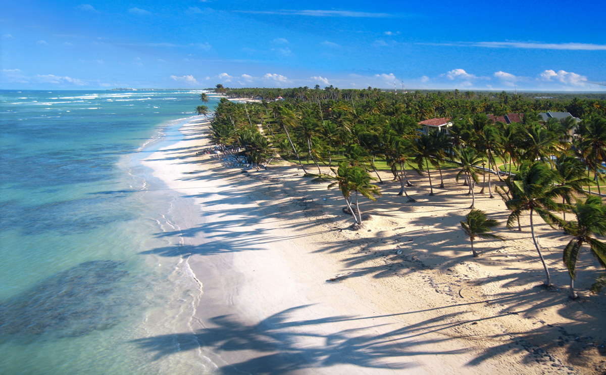 Пляжи Доминиканы. Атлантическое побережье.