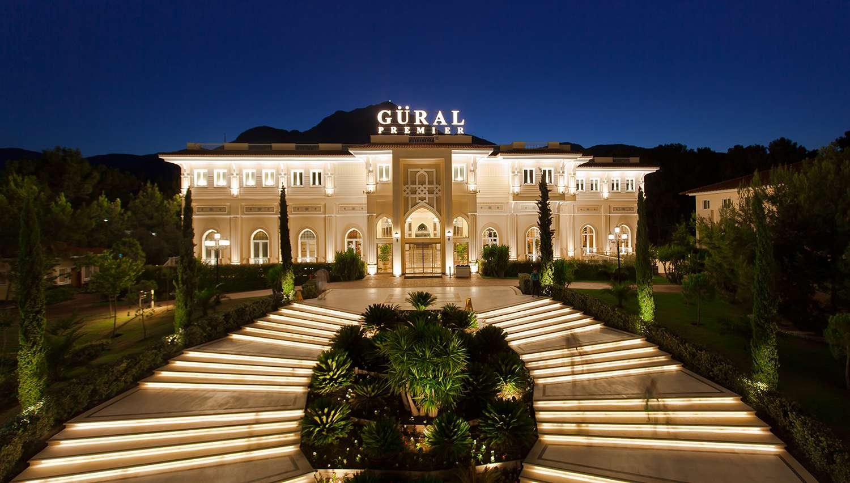 Прекрасные отели сети <br>Gural Hotels&Resorts со скидками до 35%!