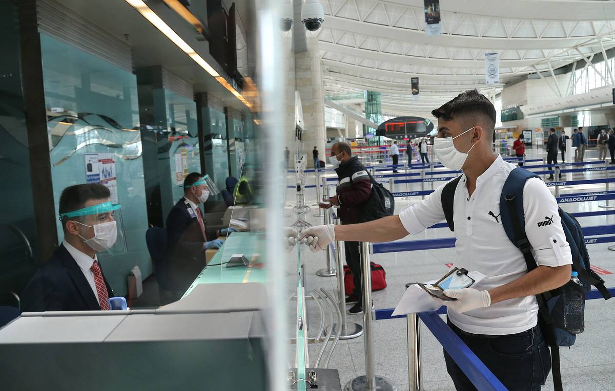 В Турцию – без ПЦР тестов!