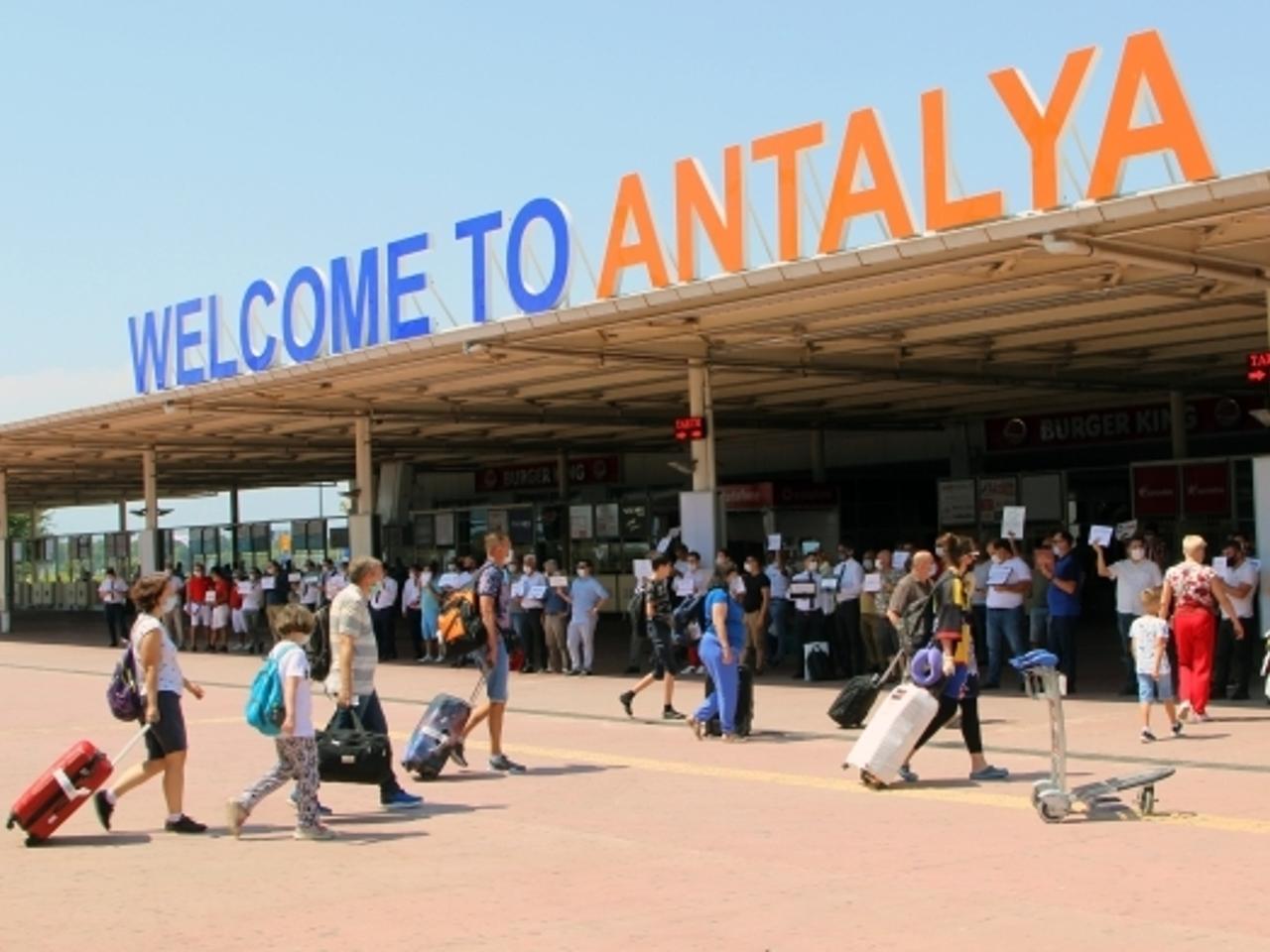 Локдаун в Турции не коснётся туристов!