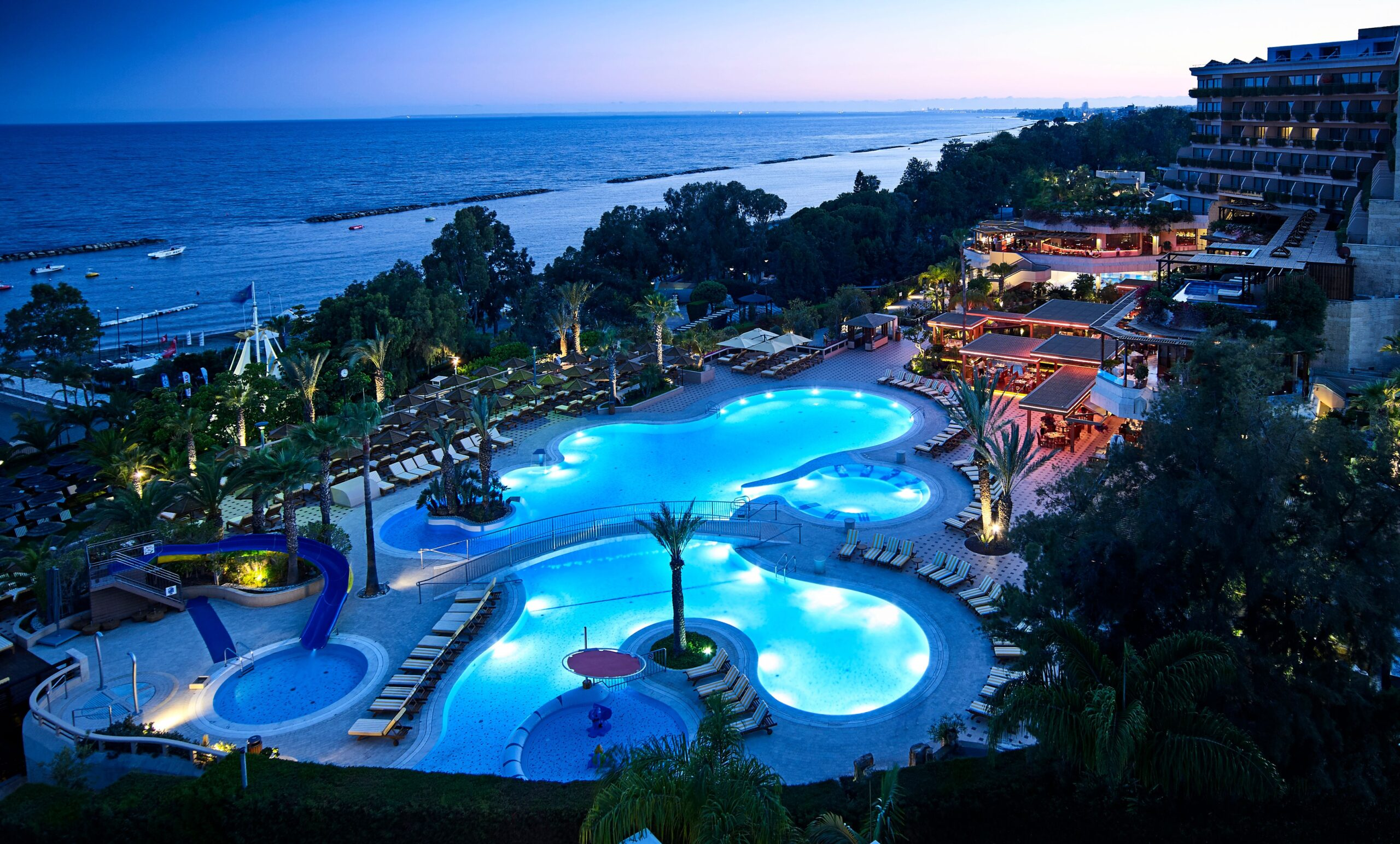 <span>Кипр, Four Seasons Hotel, 5* Лимассол<br>Cкидка 5%!</span>