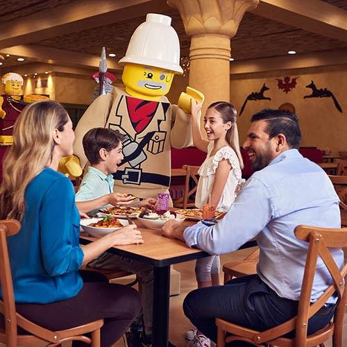 Аквапарк  «LEGOLAND® Water Park» (ОАЭ, Дубай) вновь открыл свои двери!