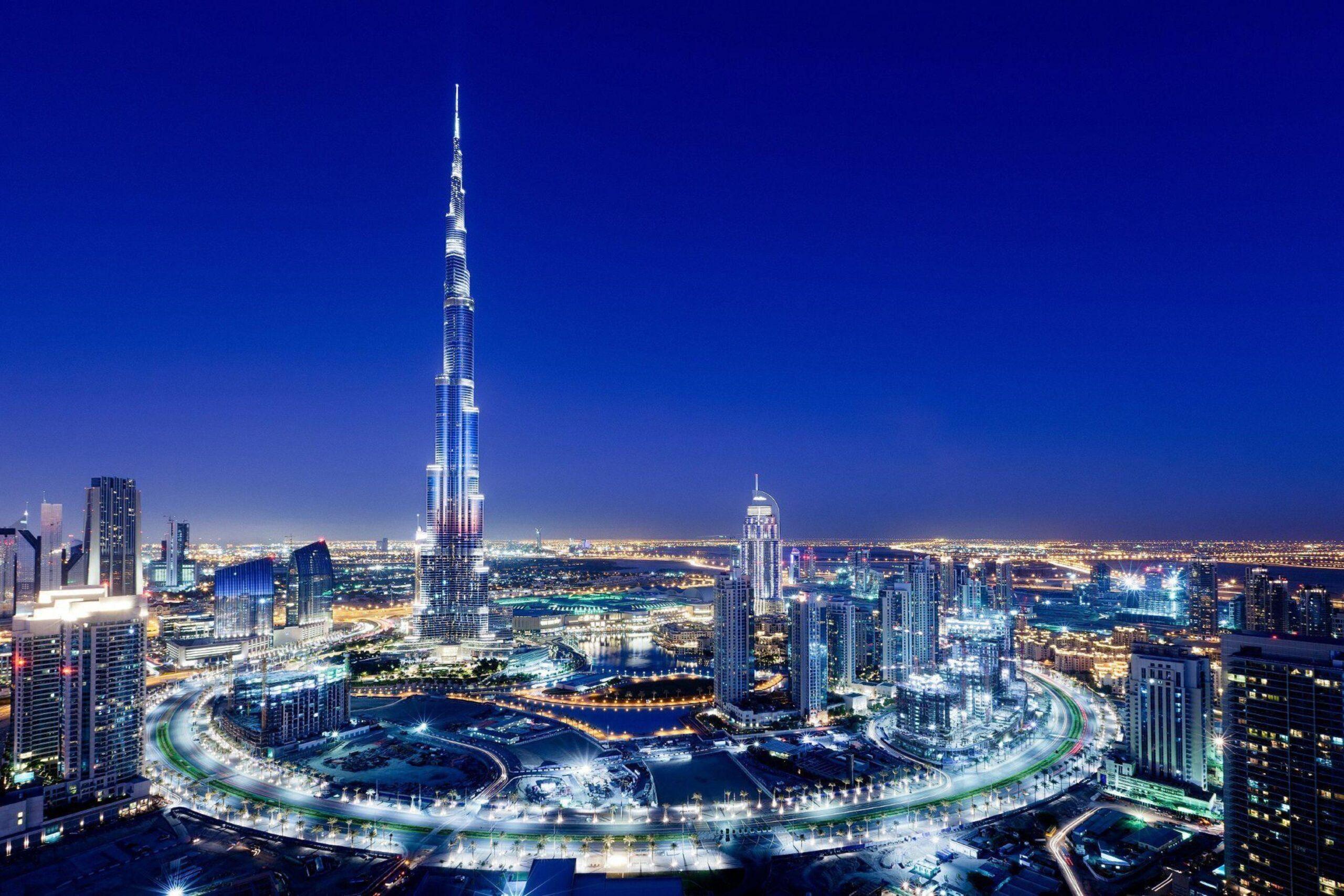 <span>Дубай – одна большая достопримечательность!</span>