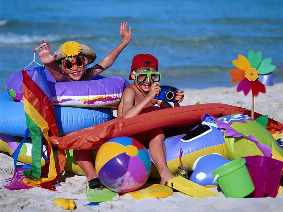 Акция! Отпуск в Турции – всей семьёй!<br>Дети отдыхают бесплатно!