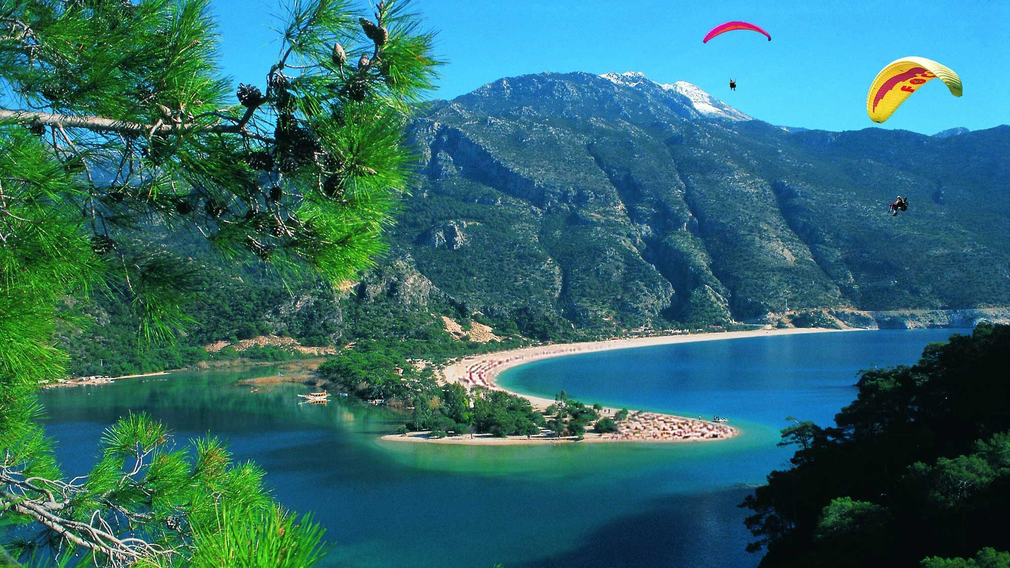 Наздоганяємо літо!<br>У Туреччині