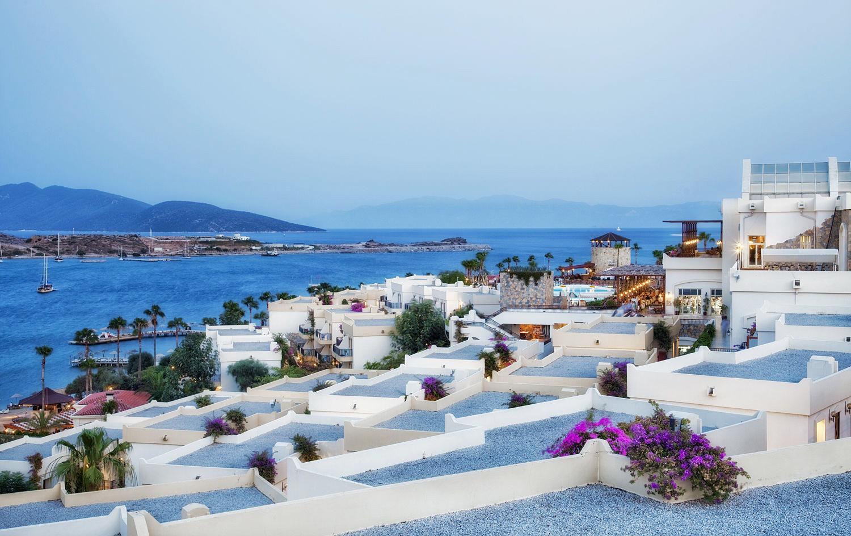 Эгейское побережье Турции радует и погодой, и ценами!