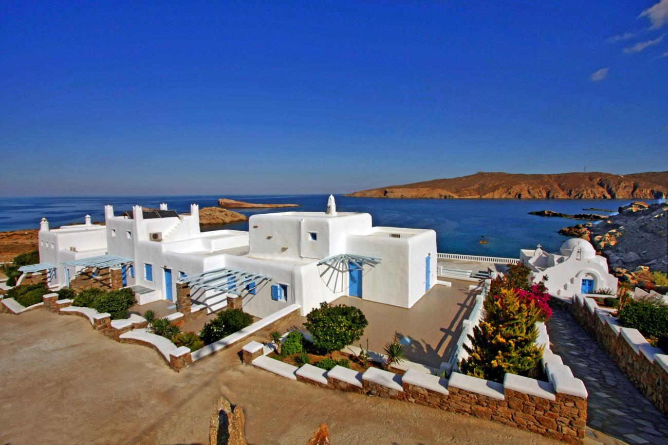 Новый отель Mykonos Star.<br>Романтика под звёздным небом