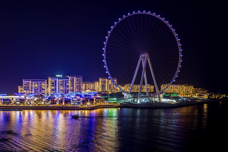 У Дубаї з'явиться найвище колесо огляду в світі