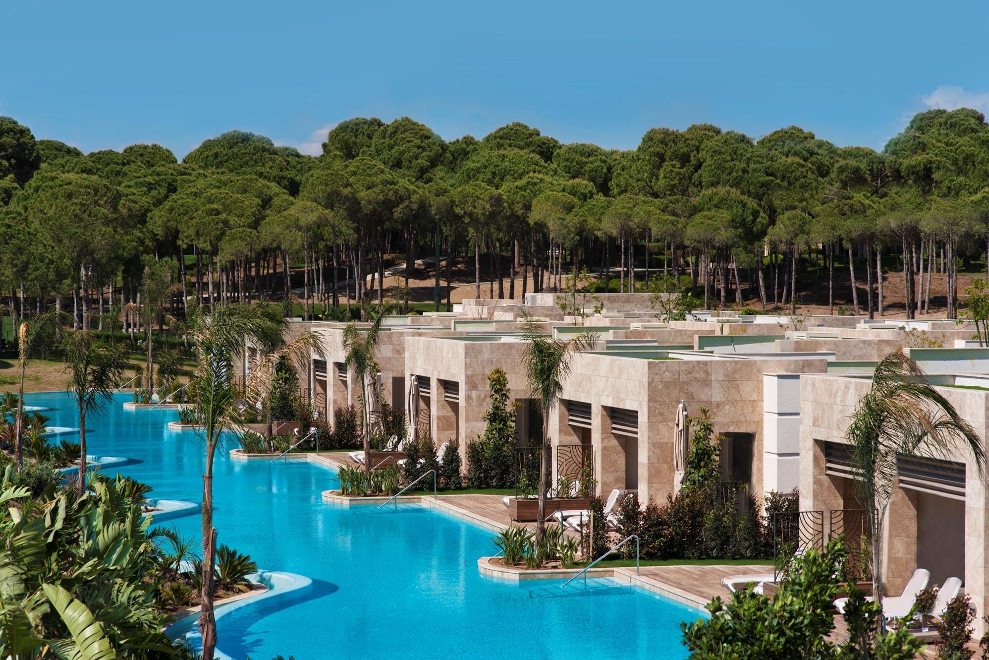 Ексклюзивно від Regnum Carya Golf & Spa Resort (Туреччина, Бєлєк)