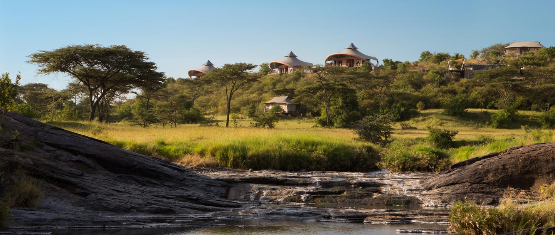 Готель №1 у світі.<br>Mahali Mzuri, Кенія