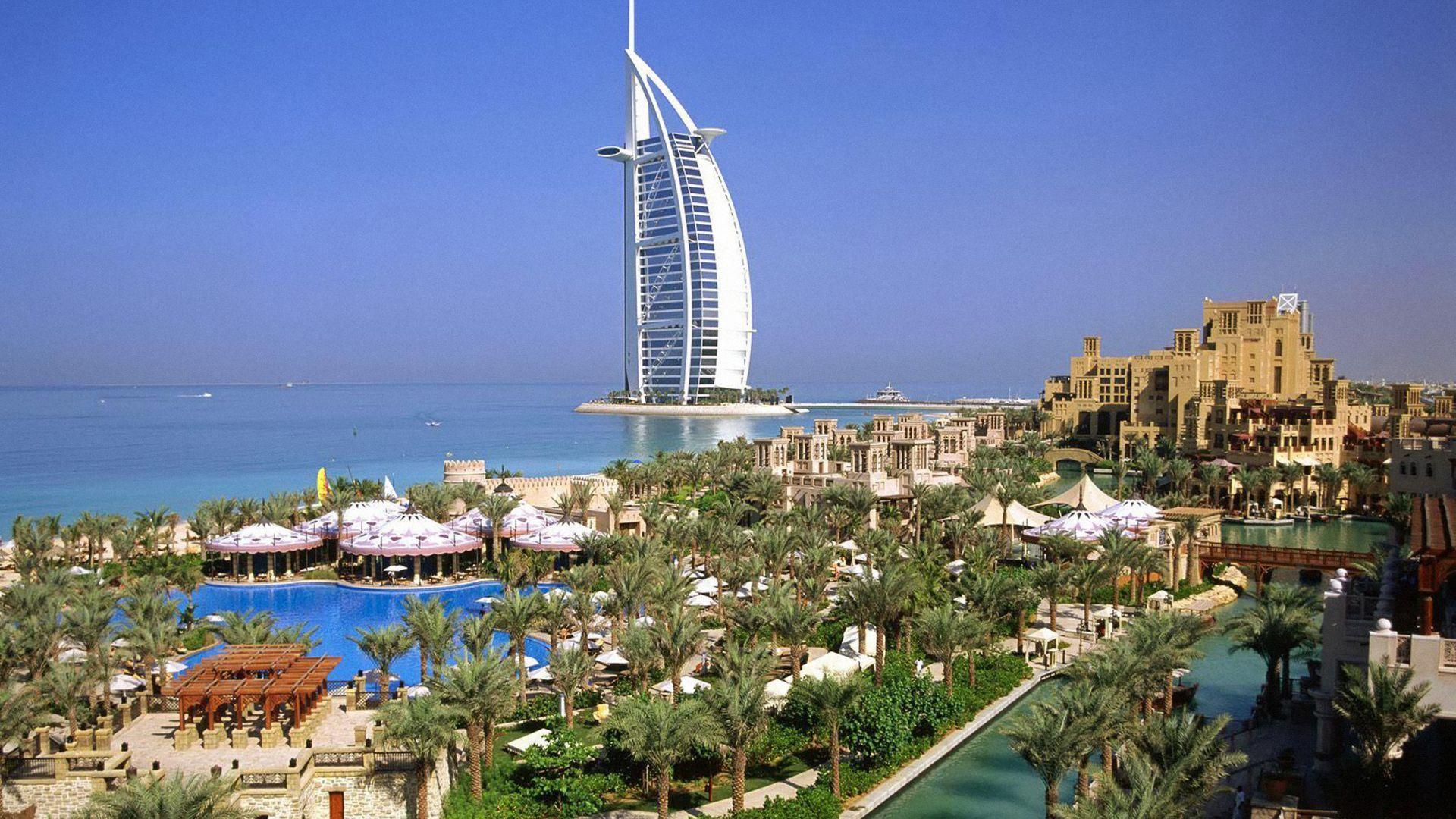 ОАЕ. Час відпочинку на узбережжі Перської затоки настав!