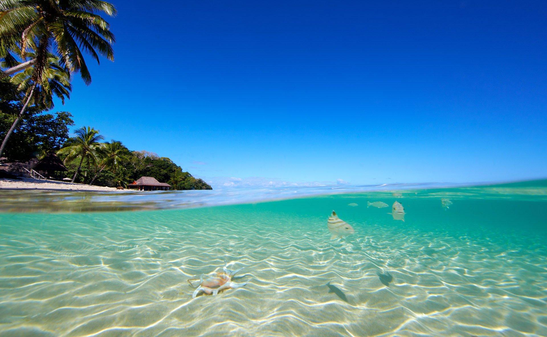 Острови Фіджі відкриті для туристів