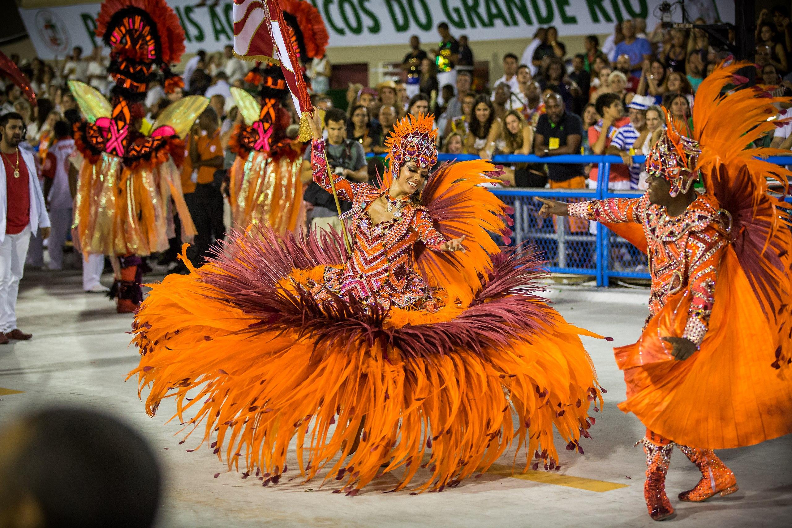 Свято, яке неможна пропустити!<br>З 25 лютого – карнавал у Бразилії