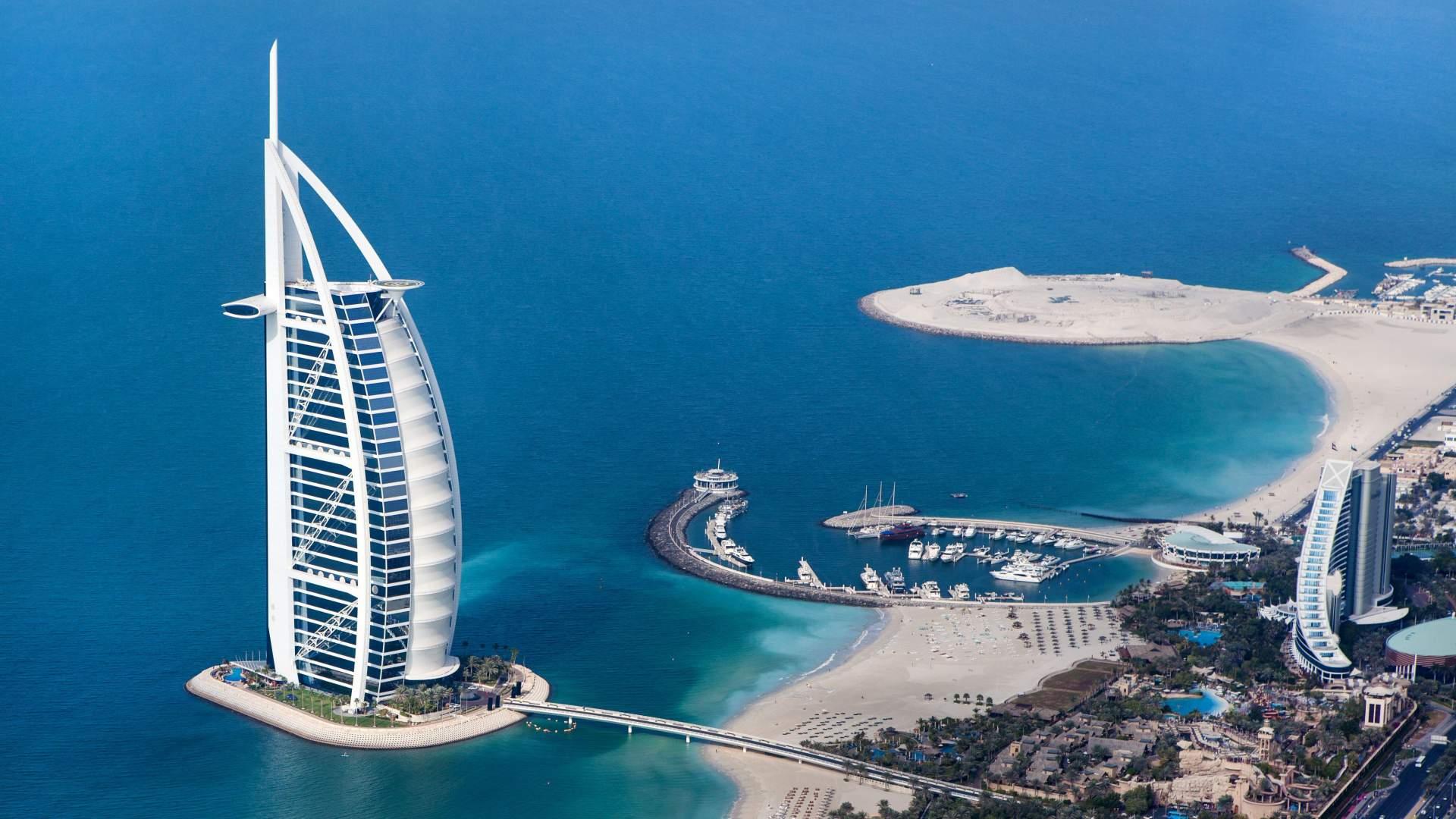 Готель-парус у Дубаї запустив екскурсії для туристів