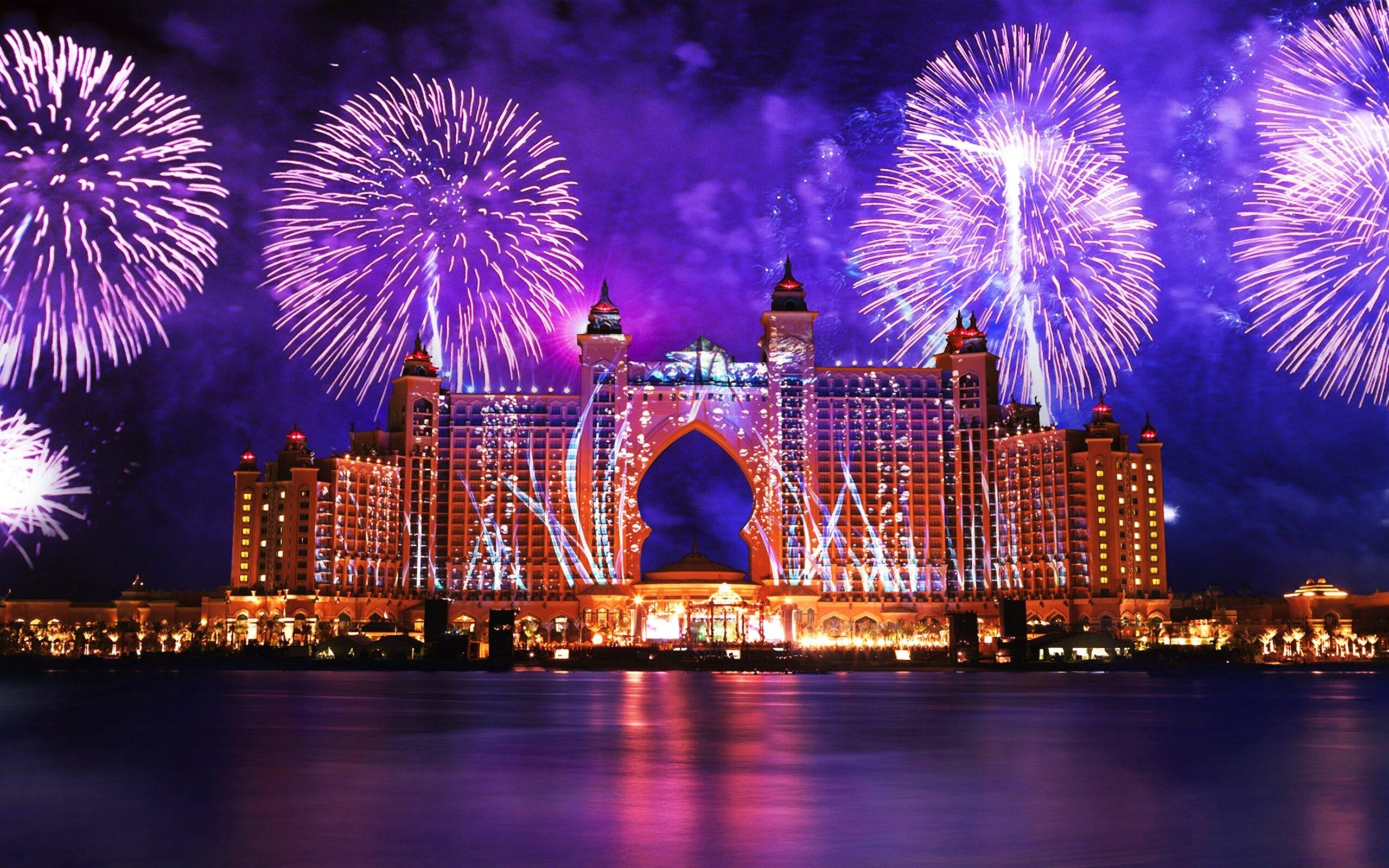 Новорічна ніч у Atlantis Dubai обіцяє бути неповторною!